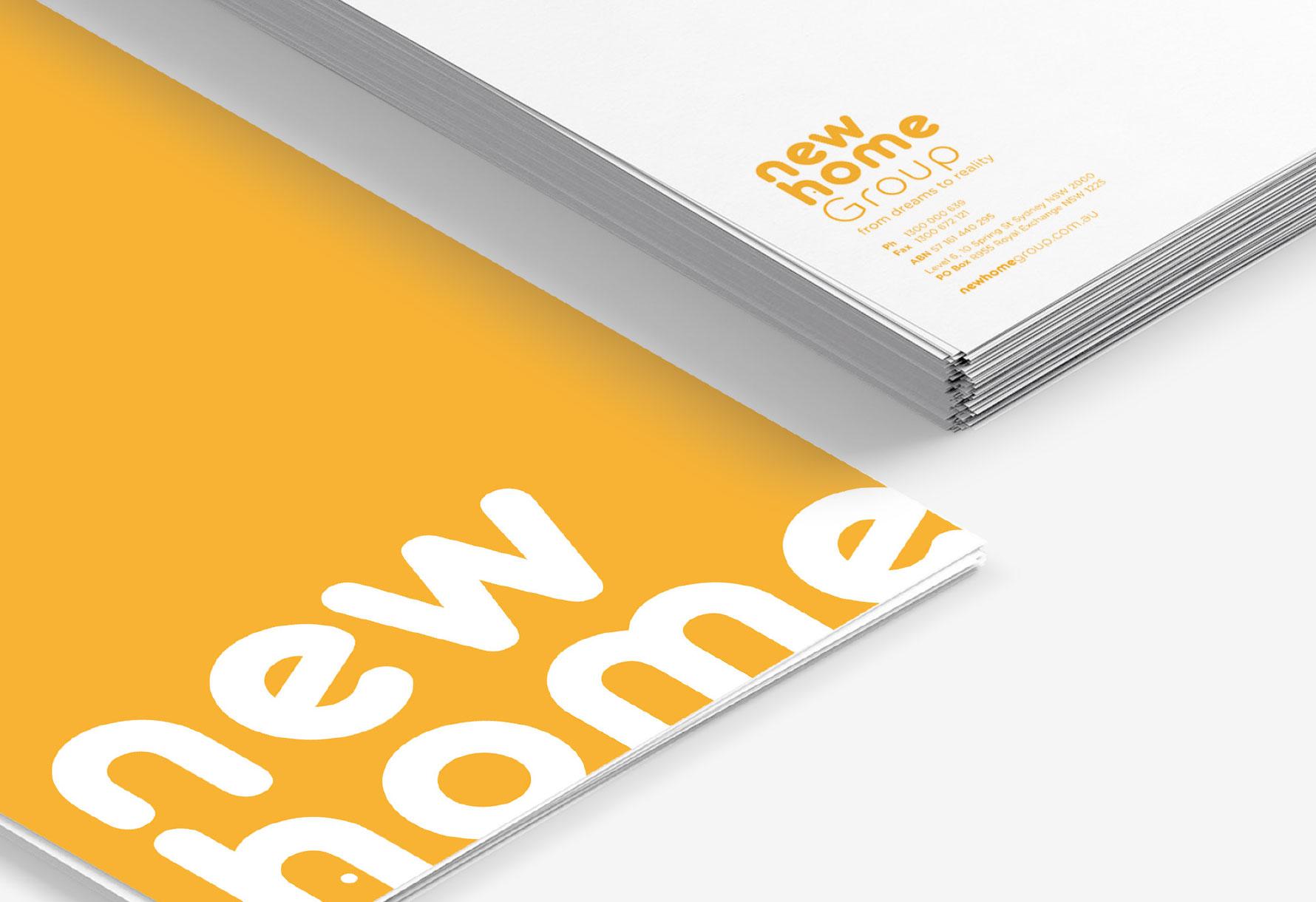 New Home Group Website Portfolio 1