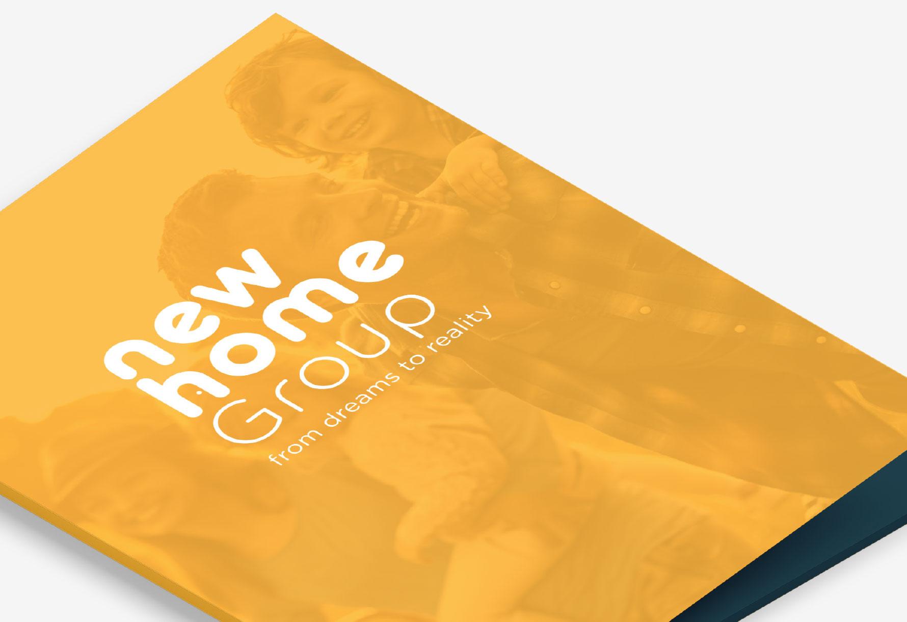 New Home Group Website Portfolio 7