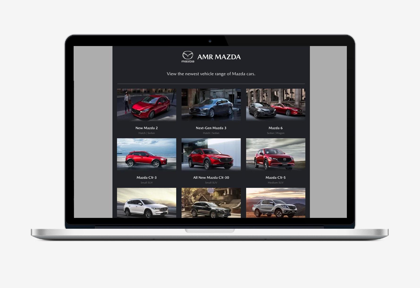 AMR Website Portfolio 1