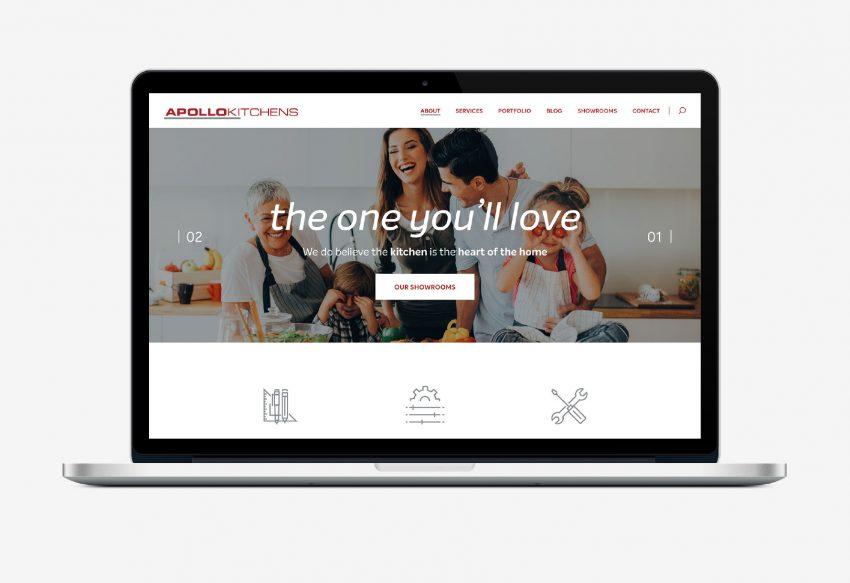 Apollo Kitchens Website Portfolio 3 850x583 1