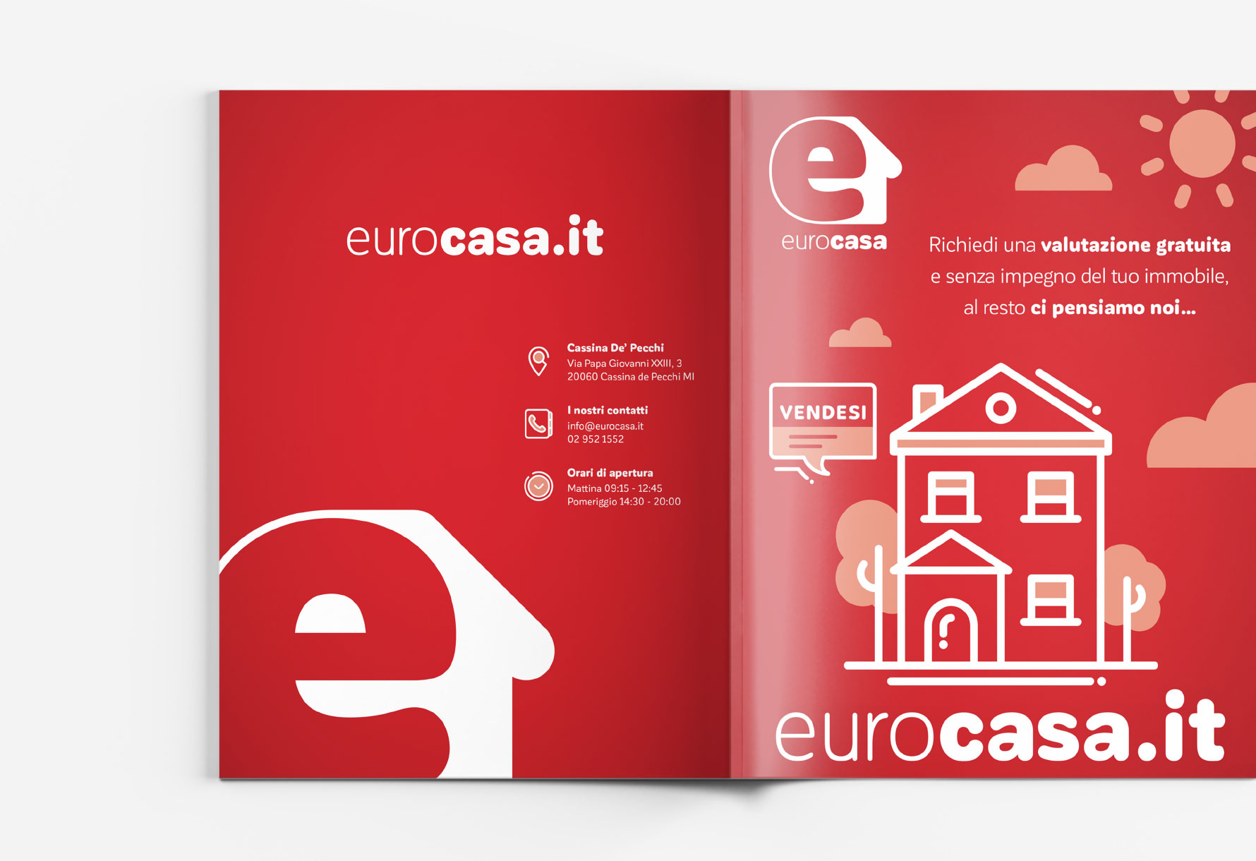 Eurocasa Website Portfolio 5