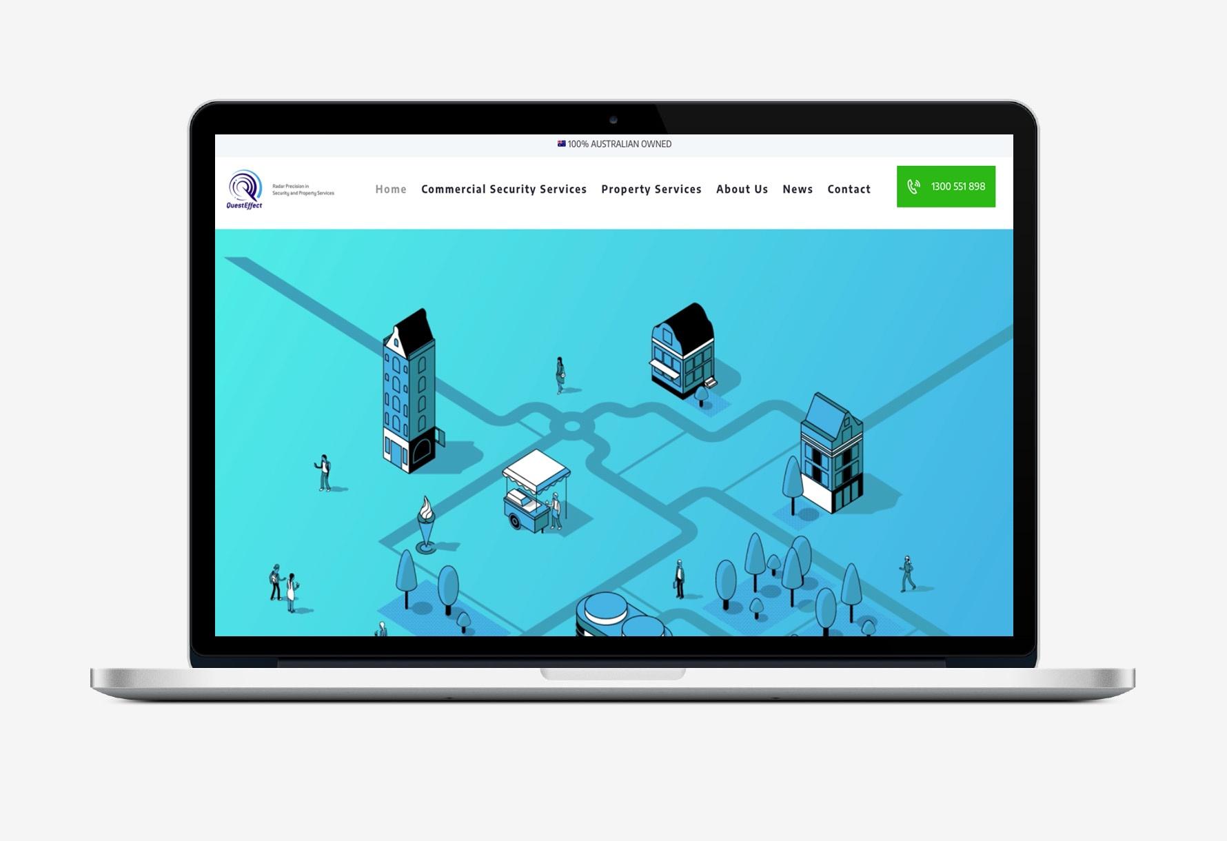 QE Website Portfolio 2